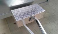Værktøjskasse Alu Small