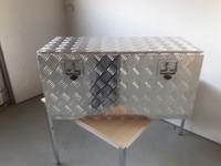 Værktøjskasse Alu UL 944