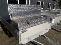 Værktøjskasse Alu XL1500